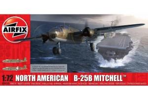 North American B25B Mitchell 'Doolittle Raid' (1:72) - A06020