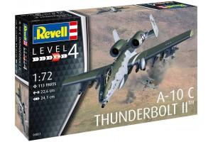 A-10C Thunderbolt II (1:72) - 03857