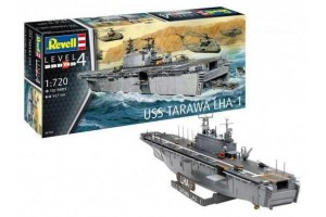 Assault Ship USS Tarawa LHA-1 (1:720) - 05170