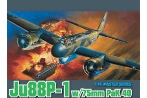 Ju88P-1 w/75mm PaK 40 (1:48) - 5543