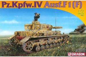 Pz.Kpfw.IV Ausf.F1 (1:72) - 7321