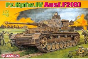 Pz.Kpfw.IV Ausf.F2(G) (1:72) - 7359