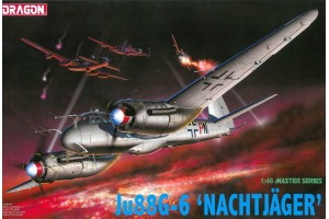 Ju88G-6 NACHTJAGER (1:48) - 5509