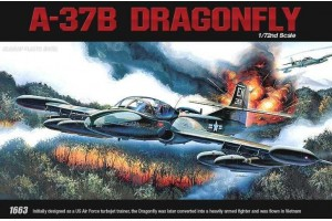 A-37B (1:72) - 12461