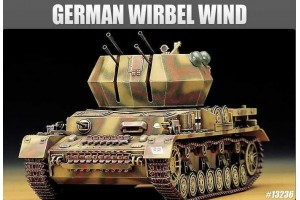 GERMAN WIRBEL WIND (1:35) - 13236