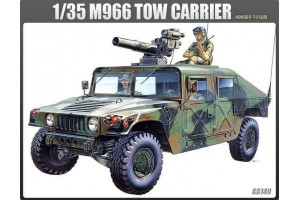 M-966 HUMMER WITH TOW (1:35) - 13250