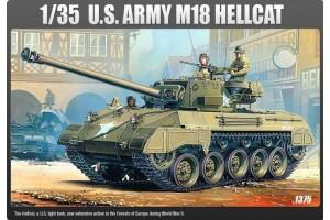 US ARMY M-18 HELLCAT (1:35) - 13255