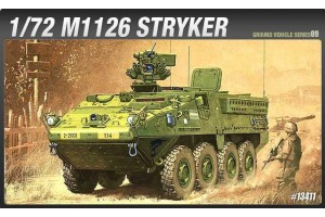 Model Kit military 13411 - M1126 STRYKER (1:72)