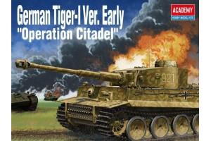 "German Tiger-I Ver. EARLY ""Operation Citadel"" (1:35) - 13509"