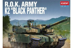ROK ARMY K2 BLACK PANTHER (1:35) - 13511