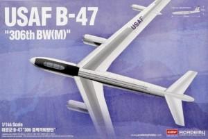 USAF B-47 (1:144) - 12618