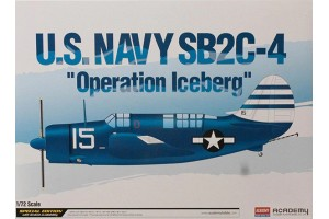 "U.S.Navy SB2C-4 ""Operation Iceberg"" LE: (1:72) - 12545"