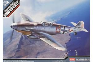 """Messerschmitt Bf109G-6/G-2 """"JG 27"""" (1:48) - 12321"""