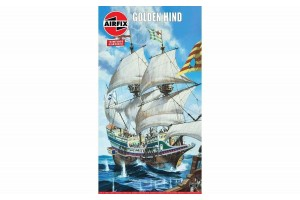 Golden Hind (1:72) - A09258V
