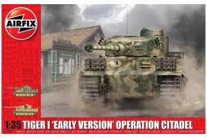 "Tiger-1 ""Early Version - Operation Citadel"" (1:35) - A1354"