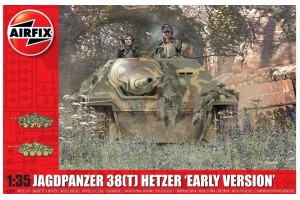 "JagdPanzer 38(t) Hetzer ""Early Version"" (1:35) - A1355"
