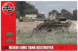M36B1 GMC (U.S. Army) (1:35) - A1356