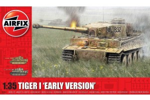 Tiger-1, Early Version (1:35) - A1363
