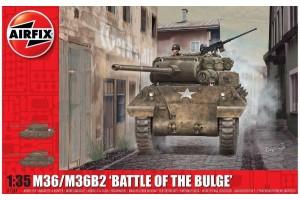 "M36/M36B2 ""Battle of the Bulge"" (1:35) - A1366"