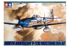 P-51D Mustang (1:48) - 61040