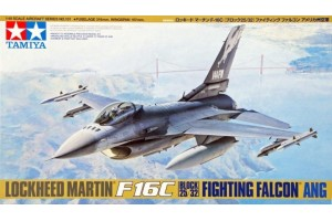 F-16C Fighting Falcon (Block 25/32) (1:48) - 61101