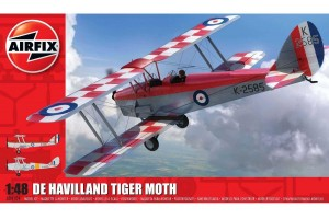 de Havilland D.H.82a Tiger Moth (1:48) - A04104