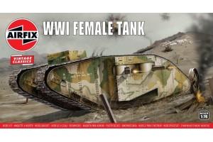 WWI Female Tank (1:76) - A02337V