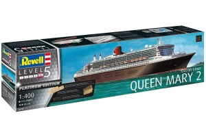 Queen Mary 2 (Platinum Edition) (1:400) - 05199