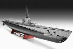 US Navy Submarine GATO-CLASS (1:72) - 05168