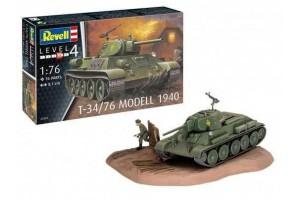 T-34/76 Modell 1940 (1:76) - 03294