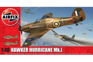 Hawker Hurricane Mk.1 (1:48) - A05127A