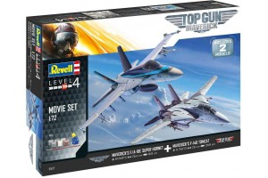 Top Gun 2 Movie Set (1:72) - 05677