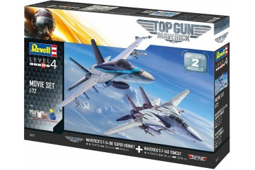 Gift-Set letadlo 05677 - Top Gun 2 Movie Set (1:72)