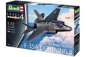 F-35A LightningII (1:72) - 03868
