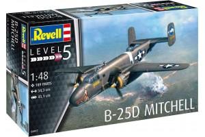 B-25D Mitchell (1:48) - 04977