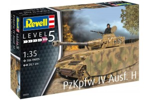 PzKpfw IV Ausf. H (1:35) - 03333