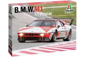 BMW M 1 Pro Car (1:24) - 3643