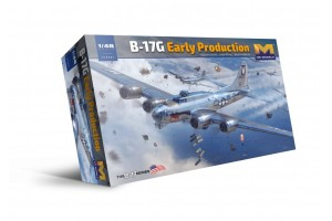 B-17G Early Version (1:48) - 01F001