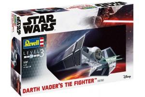 Darth Vader's TIE Fighter (1:57) - 66780