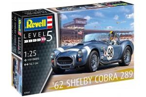 '62 Shelby Cobra 289 (1:25) - 07669