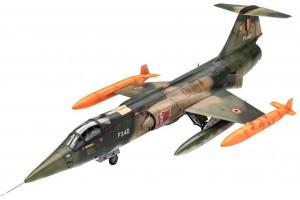F-104 G Starfighter NL/B (1:72) - 63879