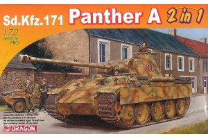 Sd.Kfz.171 Panther A (2 in 1) (1:72) - 7546