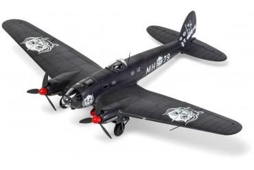 "Classic Kit letadlo A07007B - Heinkel He111 H-6 Motorhead ""Bomber"" Limited Edition (1:72)"