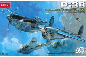P-38 COMBINATION VERSION (1:48) - 12282