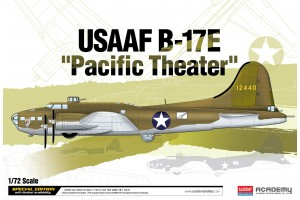 """USAAF B-17E """"Pacific Theater"""" (1:72) - 12533"""