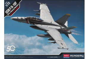 "USN F/A-18F ""VFA-2 Bounty Hunters"" (1:72) - 12567"