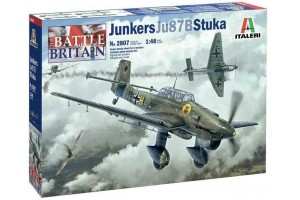 Ju-87B Stuka - Battle of Britain 80th Anniversary (1:48) - 2807