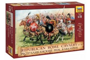 Wargames - Rep. Rome Cavalry III-I B. C. (re-release) (1:72) - 8038