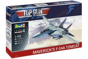 Maverick's F-14A Tomcat 'Top Gun'  (1:48) - 03865