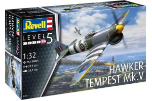 Hawker Tempest V (1:32) - 03851